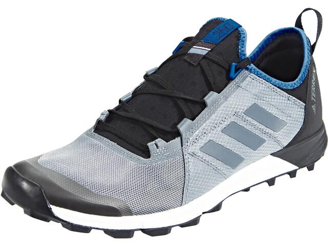 half off dc8c5 c716b adidas TERREX Agravic Speed scarpe da corsa Uomo grigio nero